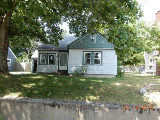43 Johnson Pl, South Kingstown, RI 02879 (MLS #1198501) :: Westcott Properties