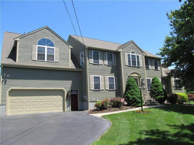 285 Little Pond County Rd, Cumberland, RI 02864 (MLS #1199152) :: Westcott Properties