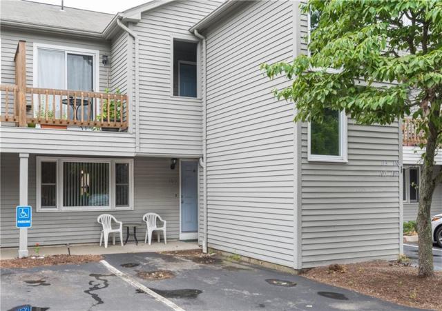 10 East St, Unit#105 #105, Cranston, RI 02920 (MLS #1199241) :: Westcott Properties