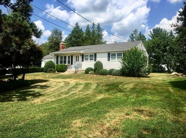 1161 Great Rd, Lincoln, RI 02865 (MLS #1199407) :: Westcott Properties