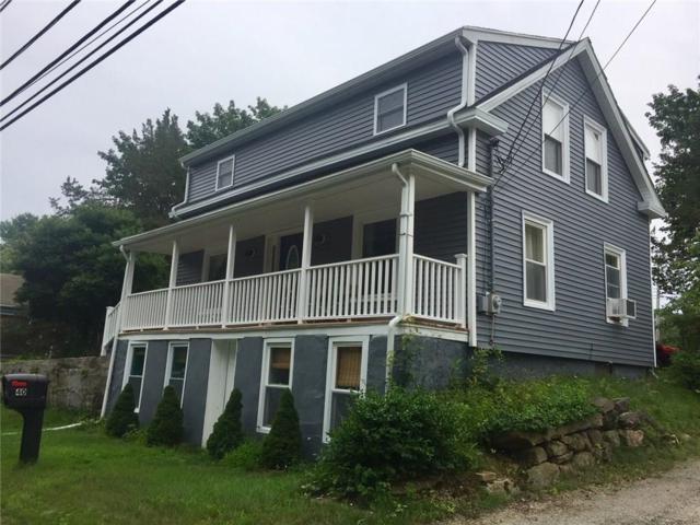 40 East Wallum Lake Rd, Burrillville, RI 02859 (MLS #1199748) :: Westcott Properties