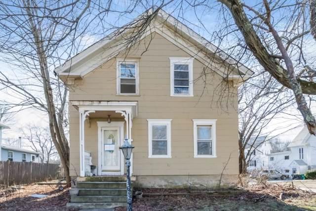 172 Church St, Burrillville, RI 02859 (MLS #1199995) :: Westcott Properties