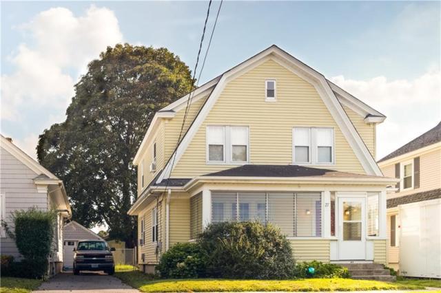 27 Holburn Av, Cranston, RI 02910 (MLS #1200259) :: Westcott Properties