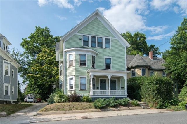 174 Doyle Av, Unit#3 #3, East Side Of Prov, RI 02906 (MLS #1200564) :: The Martone Group