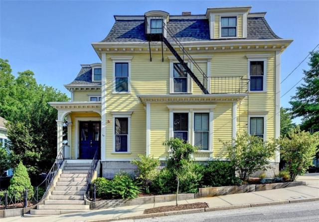 54 Halsey St, Unit#6 #6, East Side Of Prov, RI 02906 (MLS #1200774) :: Albert Realtors