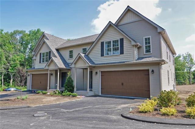80 Conley Av, Unit#1 #1, Cranston, RI 02921 (MLS #1200820) :: The Martone Group