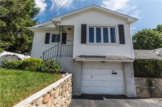 36 Bolton Av, Providence, RI 02908 (MLS #1200843) :: Westcott Properties