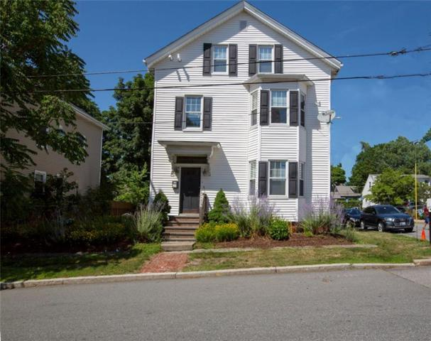 40 Seventh St, Unit#1 #1, East Side Of Prov, RI 02906 (MLS #1200864) :: Onshore Realtors