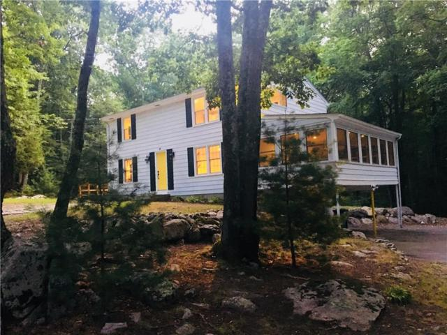 82 Little Pond County Rd, Cumberland, RI 02864 (MLS #1200952) :: The Martone Group