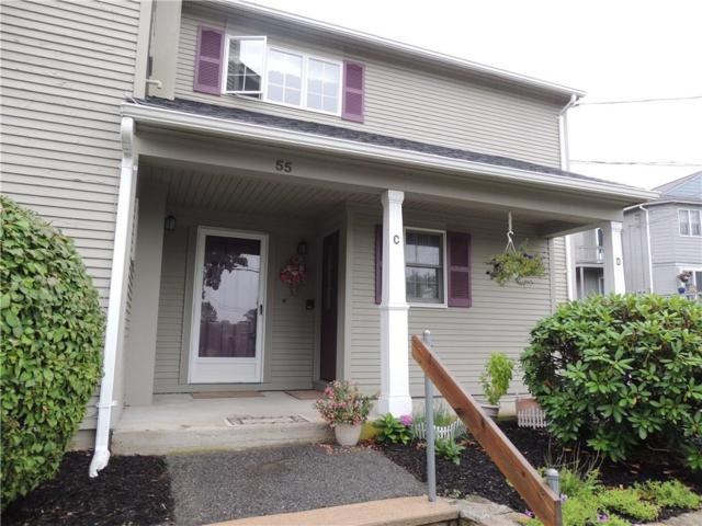 55 Wedge Row, Unit#C C, North Providence, RI 02904 (MLS #1201191) :: The Goss Team at RE/MAX Properties