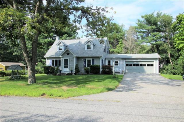 284 Mechanic St, North Smithfield, RI 02896 (MLS #1201437) :: The Goss Team at RE/MAX Properties