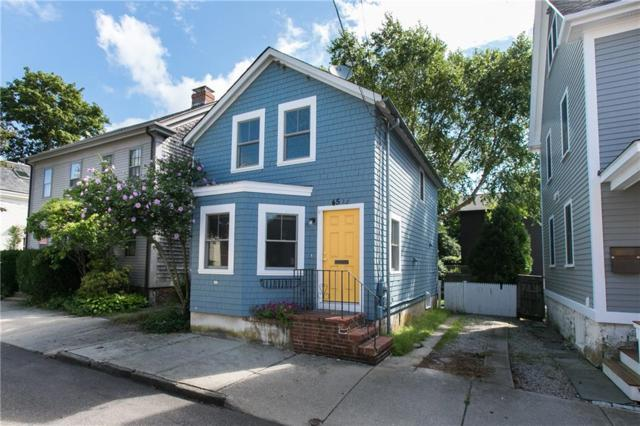 45 - 1/2 Second St, Newport, RI 02840 (MLS #1201561) :: Anytime Realty