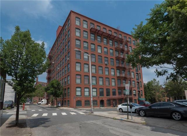 150 Chestnut St, Unit#3E 3E, Providence, RI 02903 (MLS #1201769) :: The Martone Group