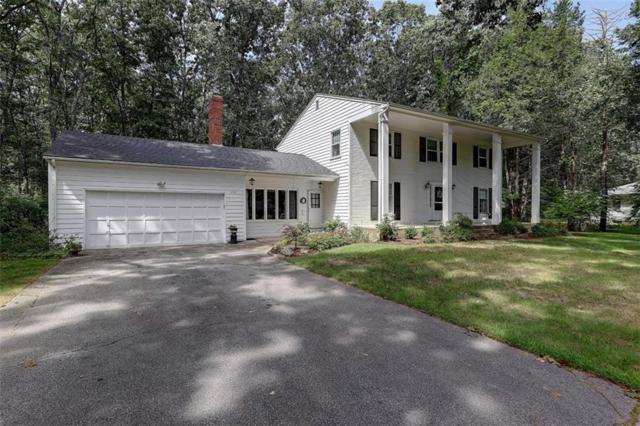 298 Varnum Dr, Warwick, RI 02818 (MLS #1202609) :: Westcott Properties