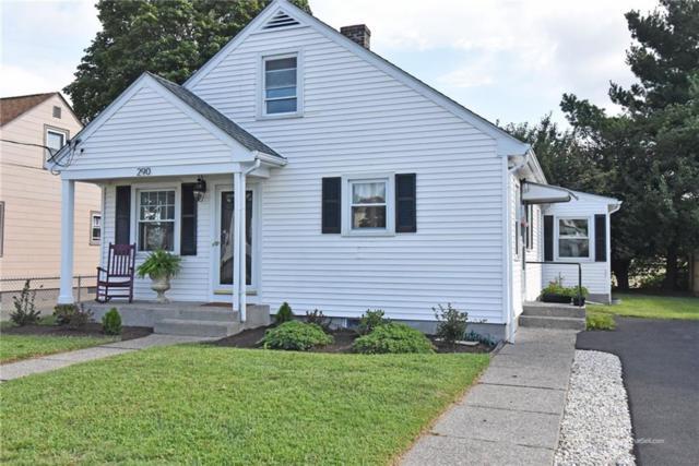 290 Rhode Island Av, Pawtucket, RI 02861 (MLS #1202844) :: The Martone Group