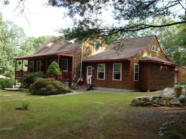 38 Jonathan Rd, West Greenwich, RI 02817 (MLS #1202987) :: Anytime Realty