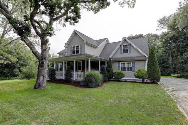 61 Taylor Rd, Johnston, RI 02919 (MLS #1203343) :: Westcott Properties