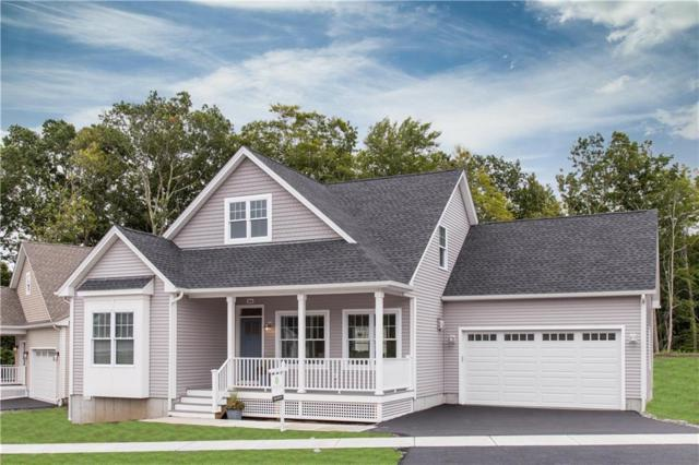 166 Seawynds Dr, North Kingstown, RI 02852 (MLS #1204034) :: The Martone Group