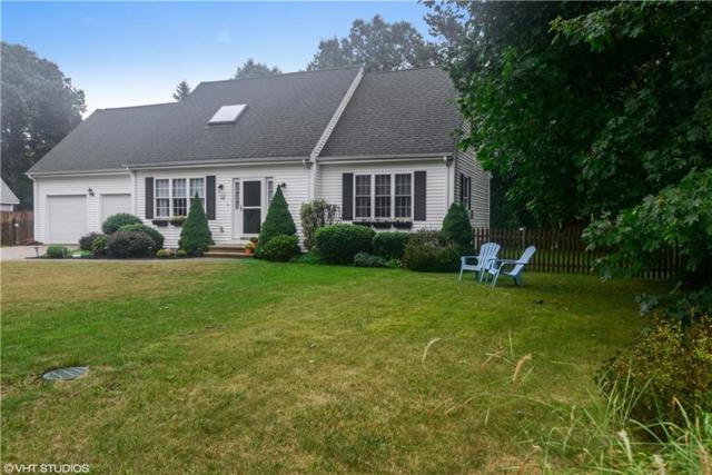 88 Ridgewood Rd, Charlestown, RI 02813 (MLS #1204094) :: Westcott Properties