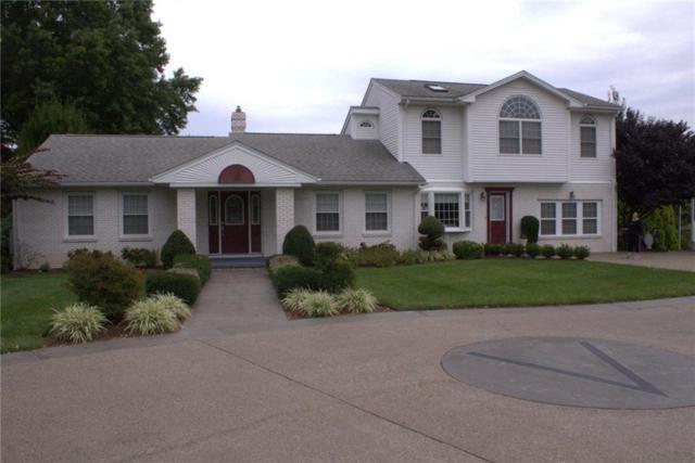 350 Pippin Orchard Rd, Cranston, RI 02921 (MLS #1204186) :: The Martone Group