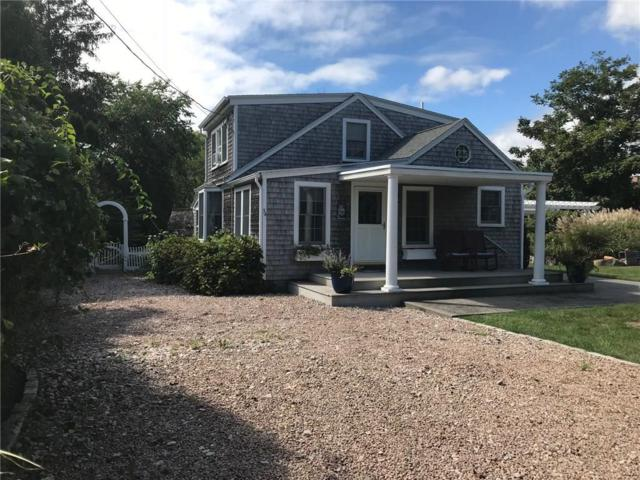 34 Bayberry Av, South Kingstown, RI 02879 (MLS #1204319) :: Westcott Properties