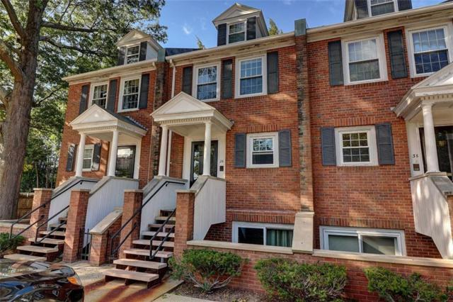 546 Angell St, Unit#2B 2B, East Side Of Prov, RI 02906 (MLS #1204332) :: The Martone Group