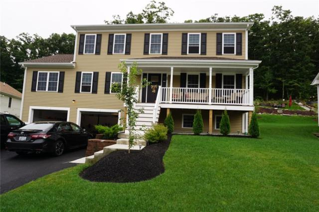 98 Gauthier Dr, Woonsocket, RI 02895 (MLS #1204348) :: The Martone Group