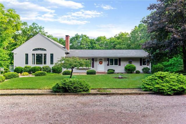 804 Whaley Hollow Rd, Coventry, RI 02816 (MLS #1204414) :: The Martone Group