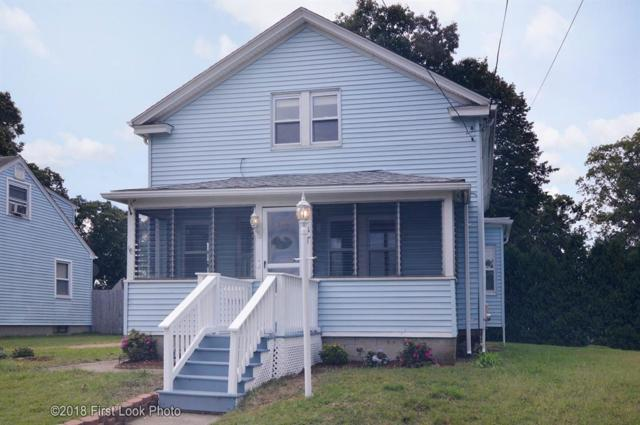101 Harrington Av, Warwick, RI 02888 (MLS #1204437) :: Westcott Properties