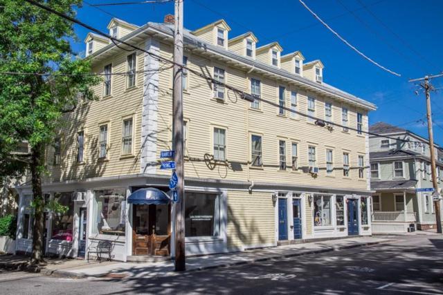 221 - 225 Spring St, Unit#6 #6, Newport, RI 02840 (MLS #1204678) :: The Martone Group