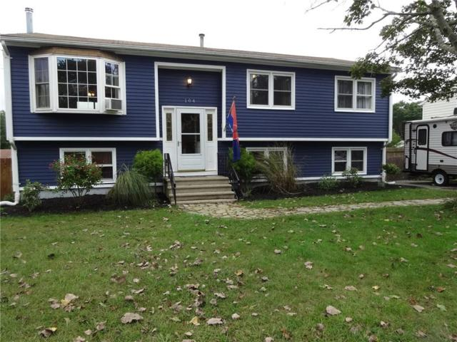104 Levesque St, Warwick, RI 02886 (MLS #1204812) :: Westcott Properties