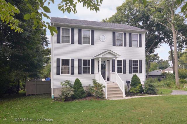 97 Hobson Av, North Providence, RI 02911 (MLS #1204821) :: The Martone Group