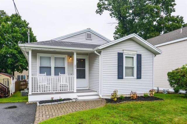 21 Anna Av, Cumberland, RI 02864 (MLS #1204822) :: Westcott Properties