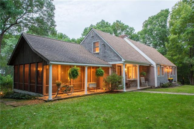 11 Carrs Pond Rd, West Greenwich, RI 02817 (MLS #1205184) :: Anytime Realty