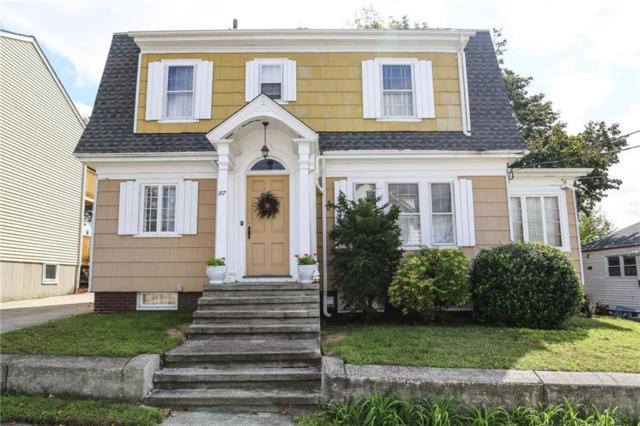 27 Englewood Av, Pawtucket, RI 02860 (MLS #1205329) :: Westcott Properties