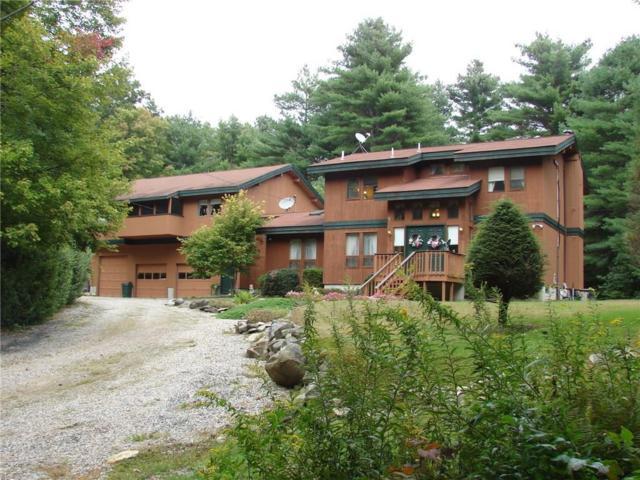 105 Cucumber Hill Rd, Foster, RI 02825 (MLS #1205445) :: Westcott Properties