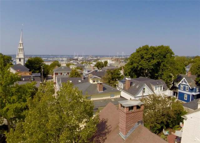 50 School St, Unit#Ph Ph, Newport, RI 02840 (MLS #1205558) :: The Martone Group