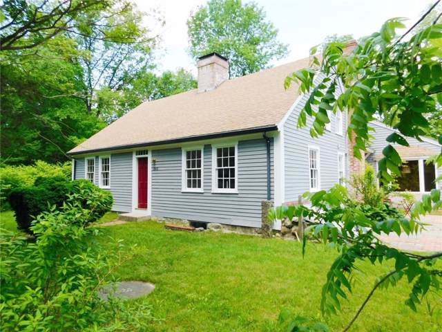 260 Spring St, Hopkinton, RI 02832 (MLS #1205638) :: The Martone Group