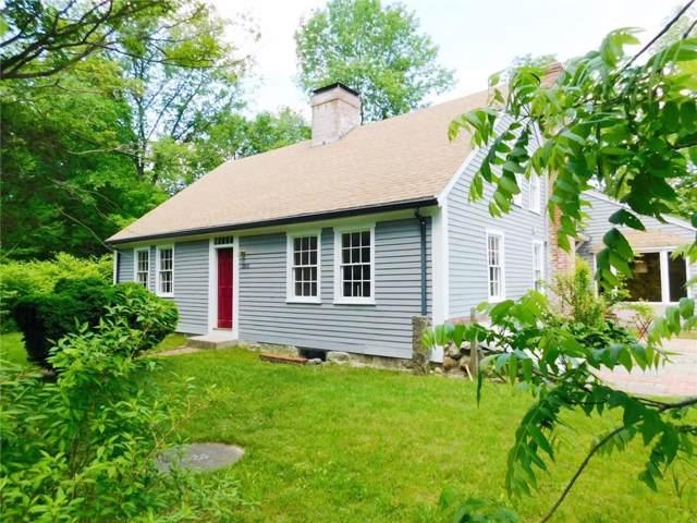 260 Spring St, Hopkinton, RI 02832 (MLS #1205638) :: Westcott Properties