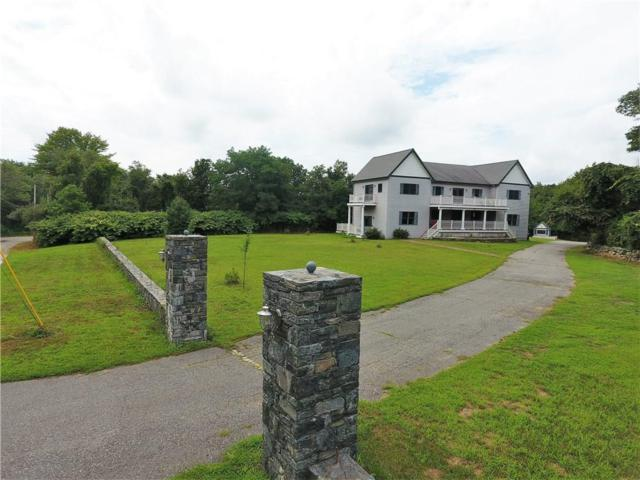 385 Snuff Mill Rd, North Kingstown, RI 02874 (MLS #1205679) :: The Martone Group
