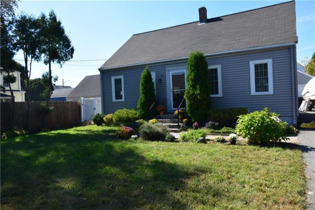 83 Magnolia St, Cranston, RI 02910 (MLS #1205741) :: The Martone Group