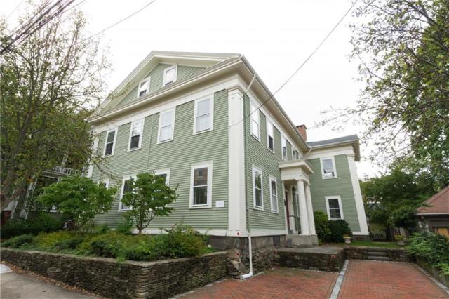 106 Williams St, Unit#3 #3, East Side Of Prov, RI 02906 (MLS #1205803) :: The Martone Group