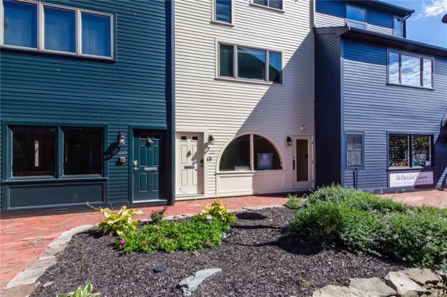 228 Goddard Row, Unit#228 #228, Newport, RI 02840 (MLS #1206108) :: The Martone Group