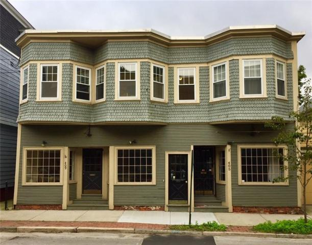 405 - 409 Wickennden St, East Side Of Prov, RI 02903 (MLS #1206523) :: The Martone Group