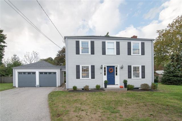 34 Marshall Wy, East Providence, RI 02916 (MLS #1207024) :: Anytime Realty
