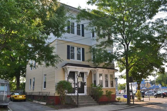 222 - 224 Garden St, Pawtucket, RI 02860 (MLS #1207065) :: The Martone Group