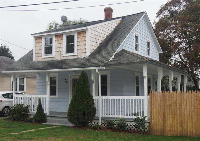 23 Hewett St, Warwick, RI 02889 (MLS #1207255) :: Westcott Properties