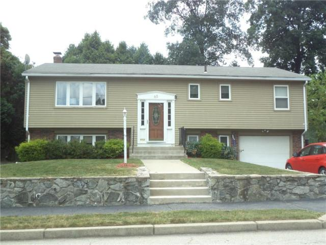 65 Woodview Dr, Cranston, RI 02920 (MLS #1207417) :: The Martone Group