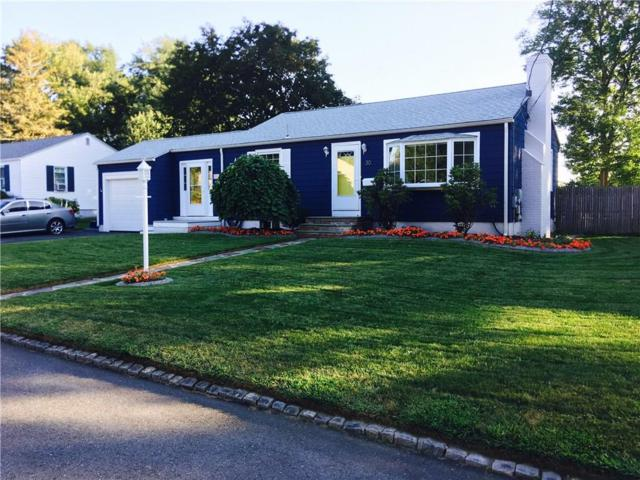 30 Tophill Dr, Cranston, RI 02920 (MLS #1207461) :: Anytime Realty