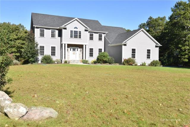 54 Buck Hollow Dr, West Greenwich, RI 02817 (MLS #1207472) :: Westcott Properties